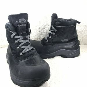 The North Face Duckboots Leather Size 8.5